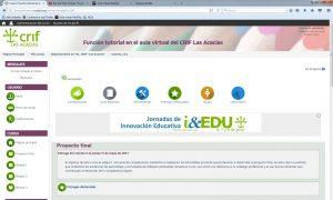 Curso Función tutorial CRIF las Acacias